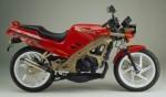 Информация по эксплуатации, максимальная скорость, расход топлива, фото и видео мотоциклов NSR-IFI 125F (JC-20) (1990)