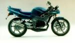 Информация по эксплуатации, максимальная скорость, расход топлива, фото и видео мотоциклов NSR-IFI 125F (JC-20) (1993)