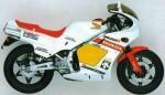 Информация по эксплуатации, максимальная скорость, расход топлива, фото и видео мотоциклов NS250R (1984)