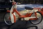 Информация по эксплуатации, максимальная скорость, расход топлива, фото и видео мотоциклов PC50 (1969)