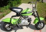Информация по эксплуатации, максимальная скорость, расход топлива, фото и видео мотоциклов QA50 (1970)