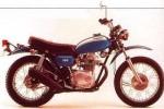 Информация по эксплуатации, максимальная скорость, расход топлива, фото и видео мотоциклов SL350 (1970)