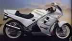 Информация по эксплуатации, максимальная скорость, расход топлива, фото и видео мотоциклов VFR700F (1986)