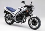 Информация по эксплуатации, максимальная скорость, расход топлива, фото и видео мотоциклов VT250Z (1984)