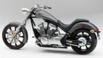 Информация по эксплуатации, максимальная скорость, расход топлива, фото и видео мотоциклов VT1300 Fury (VT1300CX) (2010)