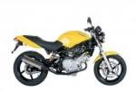 Информация по эксплуатации, максимальная скорость, расход топлива, фото и видео мотоциклов VTR250 (1997)