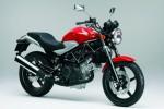 Информация по эксплуатации, максимальная скорость, расход топлива, фото и видео мотоциклов VTR250 (2009)