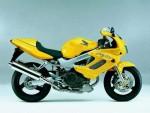 Информация по эксплуатации, максимальная скорость, расход топлива, фото и видео мотоциклов VTR1000F Firestorm (2001)