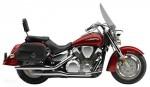 Мотоцикл VTX1300N (2008): Эксплуатация, руководство, цены, стоимость и расход топлива