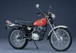 Информация по эксплуатации, максимальная скорость, расход топлива, фото и видео мотоциклов XL125 (1975)