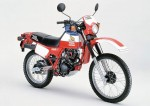 XL125R Paris Dakar Limited Edition (1983)