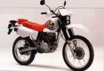 Информация по эксплуатации, максимальная скорость, расход топлива, фото и видео мотоциклов XLR125 (1997)