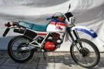 Информация по эксплуатации, максимальная скорость, расход топлива, фото и видео мотоциклов XL200R (1979)