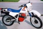 Информация по эксплуатации, максимальная скорость, расход топлива, фото и видео мотоциклов XLR250R (1986)