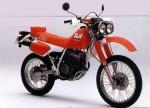 Информация по эксплуатации, максимальная скорость, расход топлива, фото и видео мотоциклов XLR250R Baja (1987)