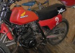Информация по эксплуатации, максимальная скорость, расход топлива, фото и видео мотоциклов XL350R (1984)