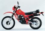 Информация по эксплуатации, максимальная скорость, расход топлива, фото и видео мотоциклов XL400R (1982)