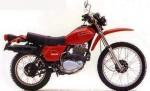Информация по эксплуатации, максимальная скорость, расход топлива, фото и видео мотоциклов XL500S (1978)