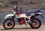 Информация по эксплуатации, максимальная скорость, расход топлива, фото и видео мотоциклов XL600LM (1984)