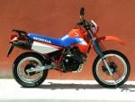 Информация по эксплуатации, максимальная скорость, расход топлива, фото и видео мотоциклов XL600RM (1986)