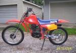 Информация по эксплуатации, максимальная скорость, расход топлива, фото и видео мотоциклов XR100R (1985)