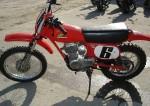 Информация по эксплуатации, максимальная скорость, расход топлива, фото и видео мотоциклов XR75 (1977)