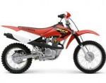Информация по эксплуатации, максимальная скорость, расход топлива, фото и видео мотоциклов XR80 (2003)