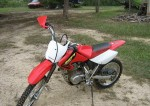 Информация по эксплуатации, максимальная скорость, расход топлива, фото и видео мотоциклов XR100R (2002)