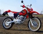 Информация по эксплуатации, максимальная скорость, расход топлива, фото и видео мотоциклов XR250L (2001)