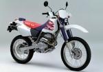 Информация по эксплуатации, максимальная скорость, расход топлива, фото и видео мотоциклов XR250R (1996)