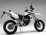 Информация по эксплуатации, максимальная скорость, расход топлива, фото и видео мотоциклов XR250 Motard (2005)