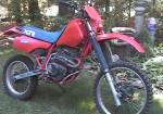 Информация по эксплуатации, максимальная скорость, расход топлива, фото и видео мотоциклов XR350R (1985)