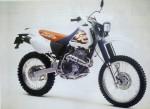 Информация по эксплуатации, максимальная скорость, расход топлива, фото и видео мотоциклов XR400R (1996)
