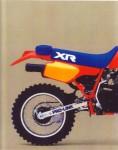 Информация по эксплуатации, максимальная скорость, расход топлива, фото и видео мотоциклов XR600R (1985)