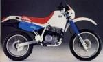 Информация по эксплуатации, максимальная скорость, расход топлива, фото и видео мотоциклов XR650L (1993)