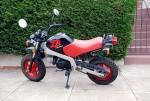 Информация по эксплуатации, максимальная скорость, расход топлива, фото и видео мотоциклов ZB50 (1987)