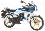Мотоцикл AR125 (1982): Эксплуатация, руководство, цены, стоимость и расход топлива