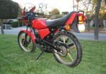 Мотоцикл AR50 (1982): Эксплуатация, руководство, цены, стоимость и расход топлива