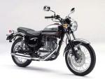 Мотоцикл BJ 250 Estrella RS (2005): Эксплуатация, руководство, цены, стоимость и расход топлива