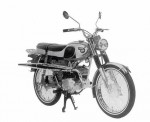 Мотоцикл D1 (1966): Эксплуатация, руководство, цены, стоимость и расход топлива