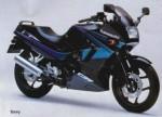 Мотоцикл GPX 250R (EX250 Ninja) (1992): Эксплуатация, руководство, цены, стоимость и расход топлива