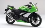 Мотоцикл Ninja 250R Limited Edition (2009): Эксплуатация, руководство, цены, стоимость и расход топлива
