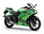 Мотоцикл Ninja 250R Special Edition (2012): Эксплуатация, руководство, цены, стоимость и расход топлива