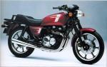 Мотоцикл GT 550 (1983): Эксплуатация, руководство, цены, стоимость и расход топлива
