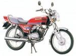 Мотоцикл GTO 125 (2002): Эксплуатация, руководство, цены, стоимость и расход топлива