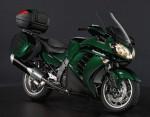 Мотоцикл GTR 1400 Concours Grand Tour Edition (2010): Эксплуатация, руководство, цены, стоимость и расход топлива