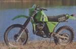 Мотоцикл KDX 175A (1980): Эксплуатация, руководство, цены, стоимость и расход топлива