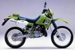 Мотоцикл KDX 200SR (1989): Эксплуатация, руководство, цены, стоимость и расход топлива