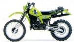 Мотоцикл KDX 250 (1981): Эксплуатация, руководство, цены, стоимость и расход топлива