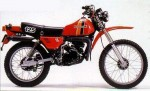 Мотоцикл KE 125 (1982): Эксплуатация, руководство, цены, стоимость и расход топлива